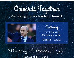 Onwards Together - An Evening with Wythenshawe Town