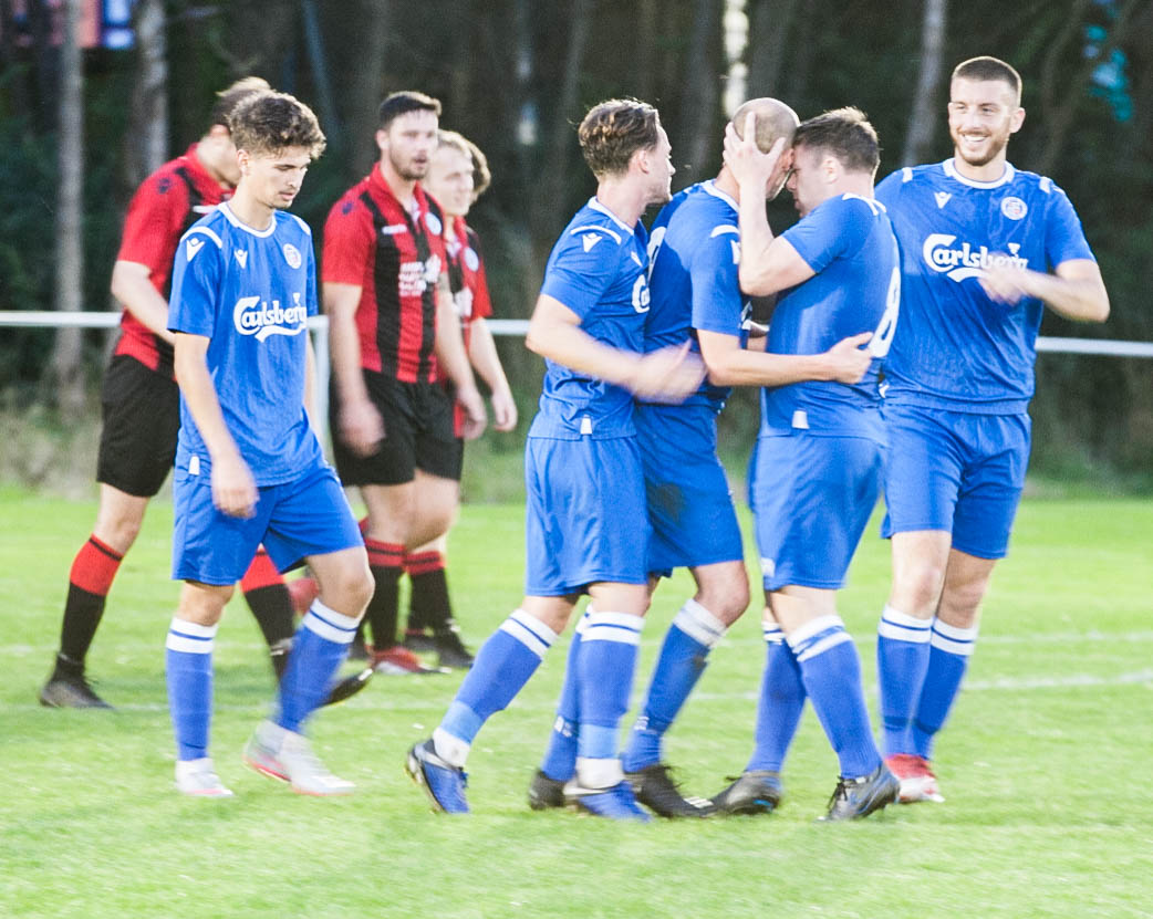Stu stars as Town secure back to back wins